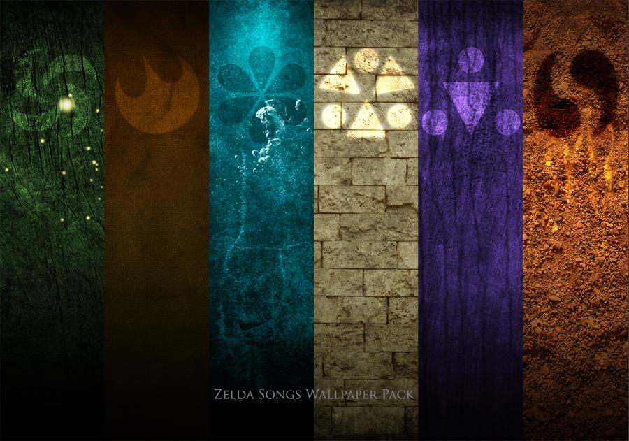 Zelda Songs Wallpaper Pack by paridox on DeviantArt
