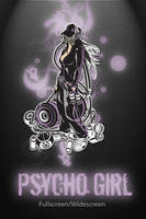 Psycho Girl by joaopedro007