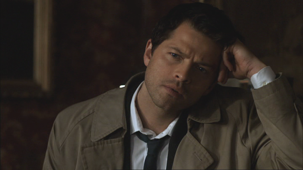Castiel x Reader - Baby Came Home by drownedinfeels on DeviantArt