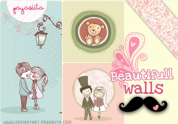 Beautifull Walls by Payasiita