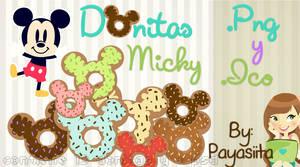 Donitas Micky by Payasiita