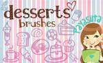 Dessert Bushes *__*