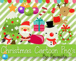 Christmas Cartoon png's