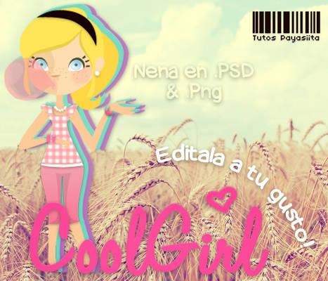 CoolGirl~PSD