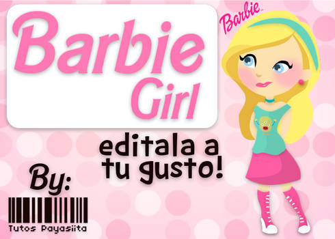BarbieGirl~PSD