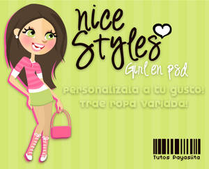 NiceStyles Girl.PSD