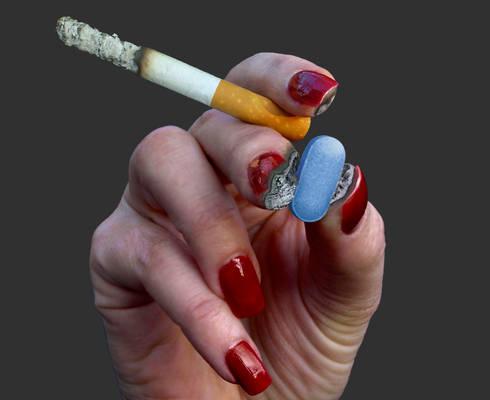 Ash Fingers