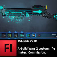 COM: Tyrian Superior Armaments Custom Rifle Maker2 by JNetRocks