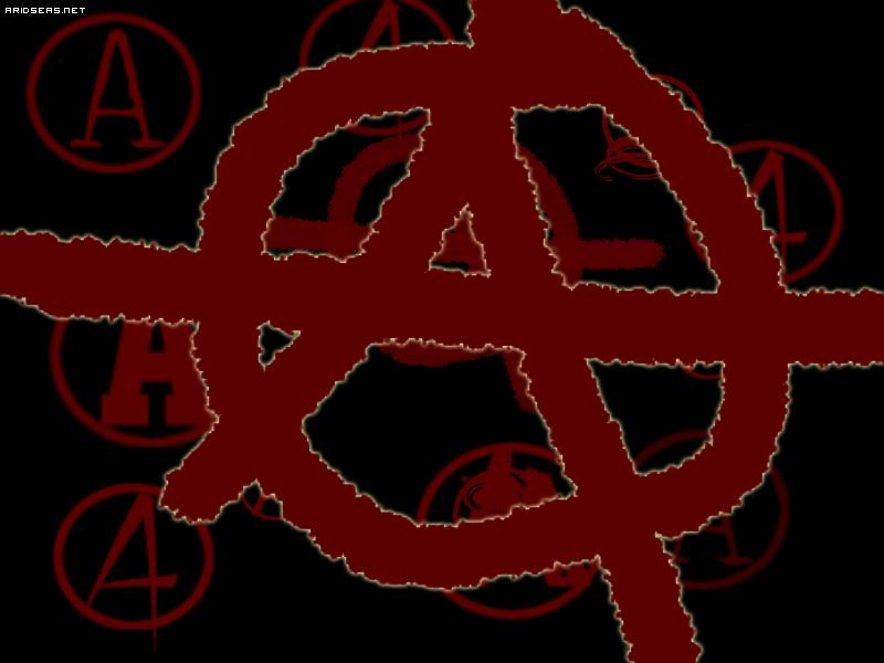 anarchy circle a eagle - photo #24