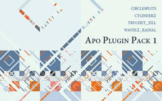Apophysis Plugin Pack - 1