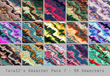 Gradient Pack 7 by tatasz