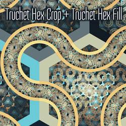 Truchet Hex Crop and Truchet Hex Fill Plugins by tatasz