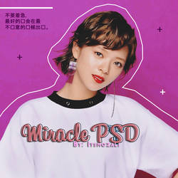 MiraclePSD by ItsMosun