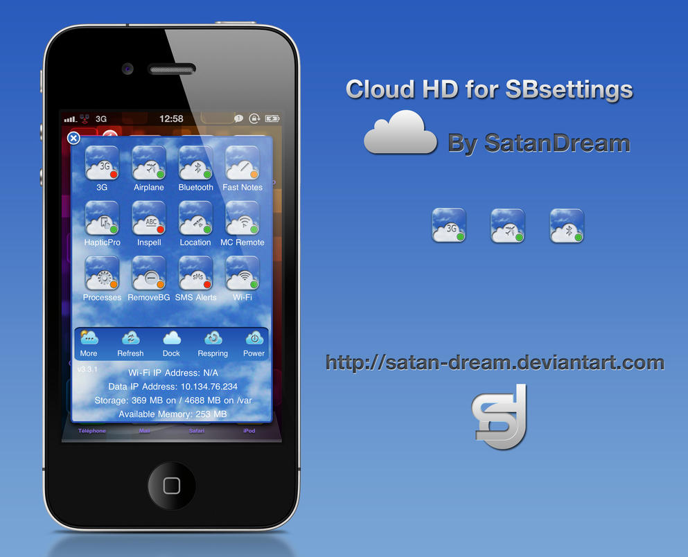 Cloud HD for SBsettings by Satan-Dream