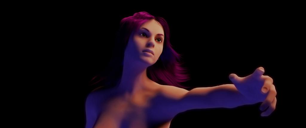 Lara 3D model Download by MishraFathom