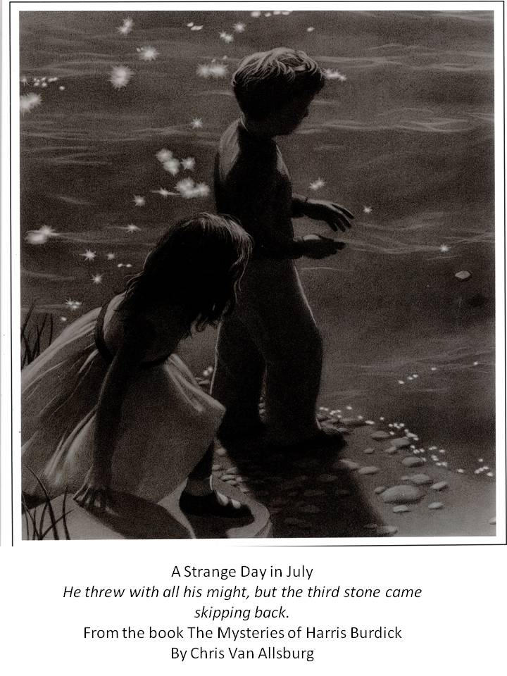Image result for strange day in july