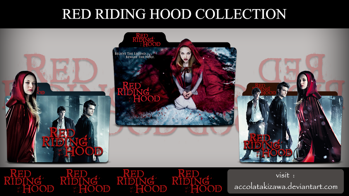 Red riding hood 2017 complete dvd rip by vladtepes3176 ...