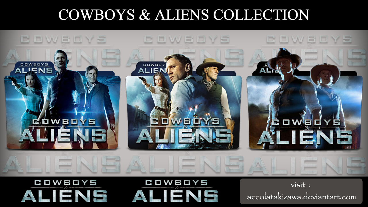 Cowboys And Aliens 2011 By Accolatakizawa On Deviantart