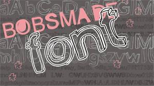bobsmade font by Bobsmade