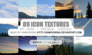 89 icon textures (my home Predeal)