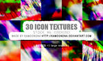 30 icon textures (stock 6) by KaMoonDNA