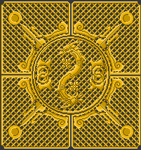 Dragon Pattern by Silverfox5213