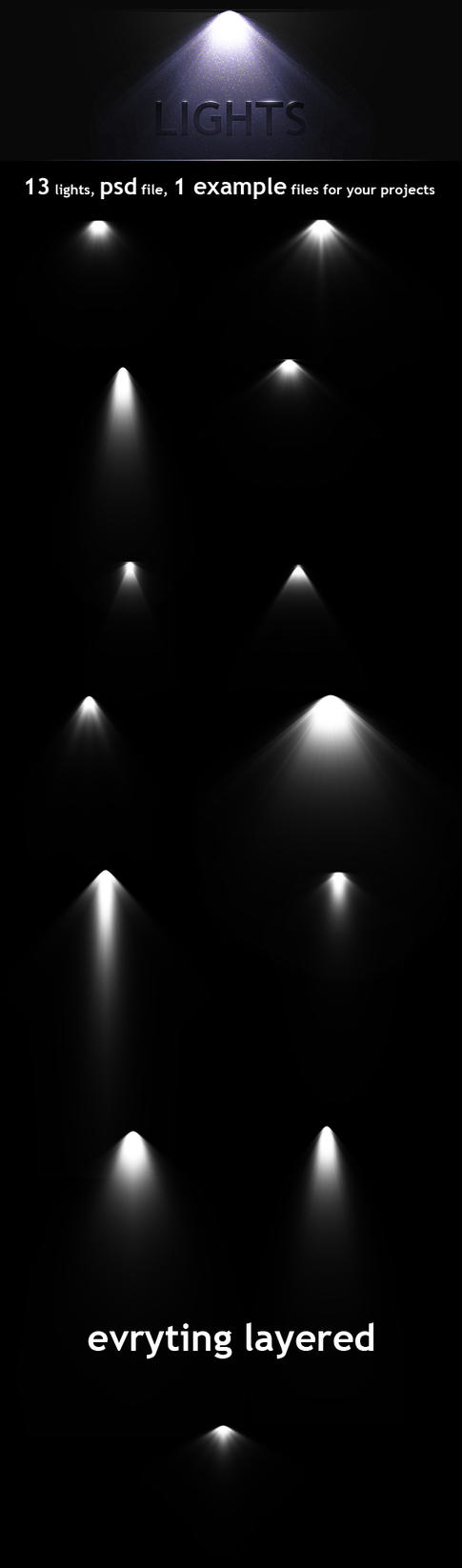 Rejected Lights by minimamente