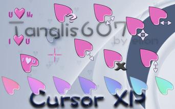 Geometry for CursorFX