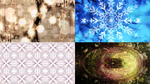 HD Abstract Background Pack by FlamingClaw