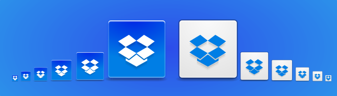 Dropbox icons for ElementaryOS by IamSadnes