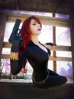 Super Spy by HeatherAfterCosplay