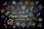 32 Charter Mark Runes PS Brush