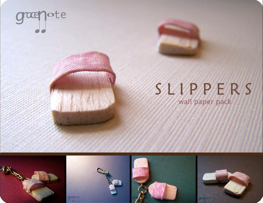 Slippers by grace-note