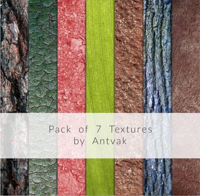 Antvak texturepack by Antvak