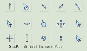 ShaR : Minimal Cursor Pack