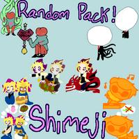 Updated Shimeji pack