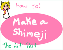 Make a Shimeji (Part1 the art) by Akizakura16