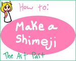 Make a Shimeji (Part1 the art)