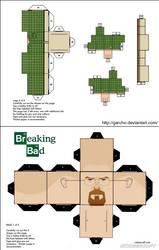 Breaking Bad - Cubeecraft