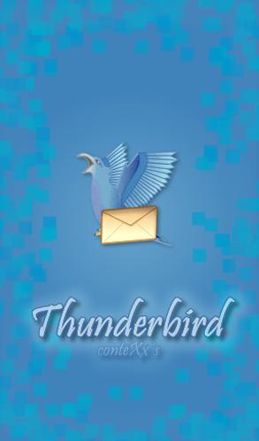 Thunderbird by conteXx