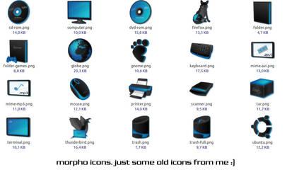 Morpho Icons