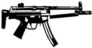 MP5 Vector