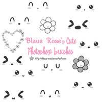 Blaue Rose's Cute Brushes 1