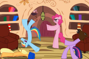 Pony Shake by DivineArms