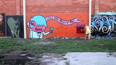 Our Graffiti Proposal
