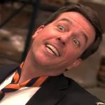 Ed Helms's Epic Face by SimmyUniverse