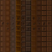 Pendy's CHOCOLATE!!! Patterns by PendulumWing