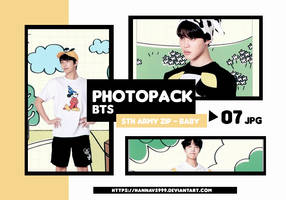 PHOTOPACK BTS (Ver.BABY 2) - 5TH ARMY ZIP //HANNAK by hannavs999