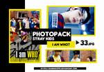 PHOTOPACK STRAY KIDS - I AM WHO? // HANNAK