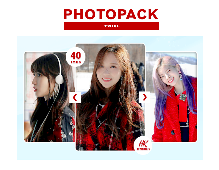 PHOTOPACK TWICE - THE YEAR OF YES MV BEH // HANNAK by hannavs999 on